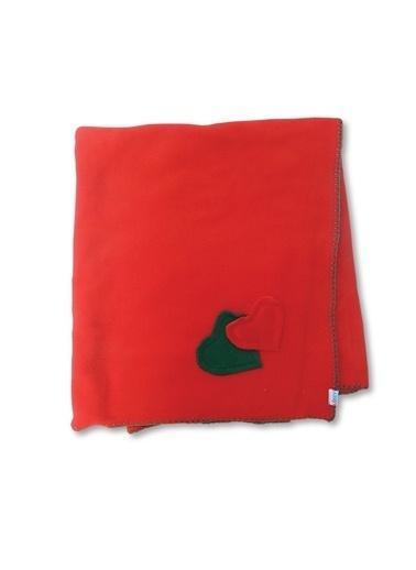 LÖSEV-LSV Dükkan Battaniye Kırmızı